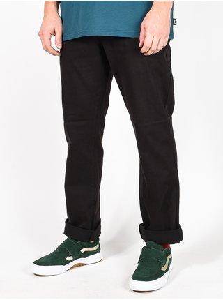 Billabong 73 CHINO black plátěné kalhoty pánské - černá
