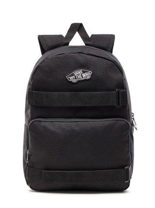 Vans OTW SKATEPACK black batoh do školy - černá