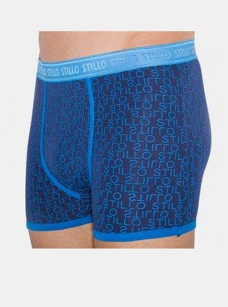 Pánské boxerky Stillo modré