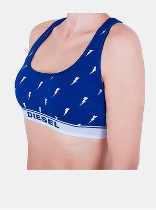 Dámská podprsenka Diesel modrá