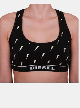Dámská podprsenka Diesel černá