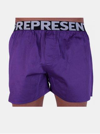 Pánské trenky Represent exclusive Mike violet