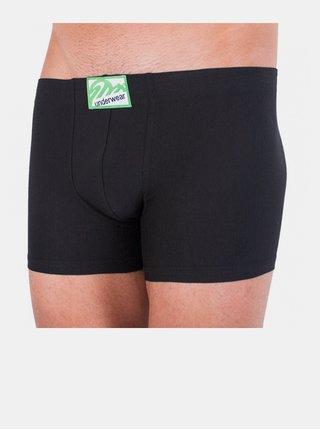 Pánské boxerky Styx long klasická guma černé