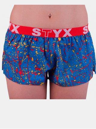 Dámské trenky Styx art sportovní guma Jáchym barevné