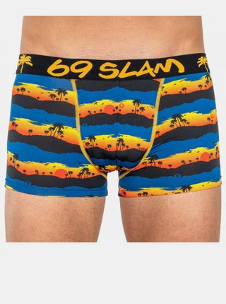 Pánské boxerky 69SLAM hip sunset palm