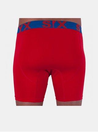 Pánské funkční boxerky Styx červené