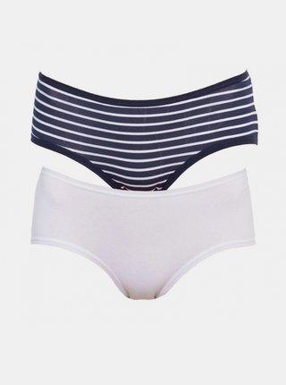 2PACK dámské kalhotky Molvy vícebarevné
