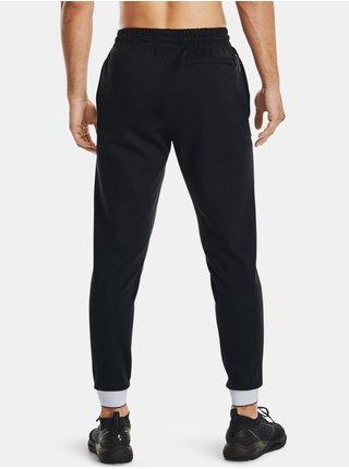 Kalhoty Under Armour UA Recover Ponte Pant - černá