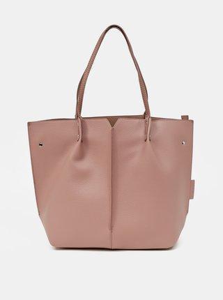 Růžový shopper Zabaione