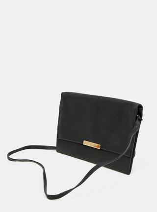 Černá crossbody kabelka Zabaione