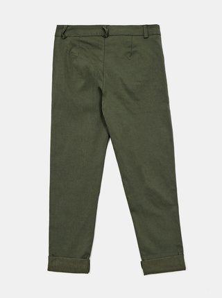 Zelené holčičí kalhoty Hailys