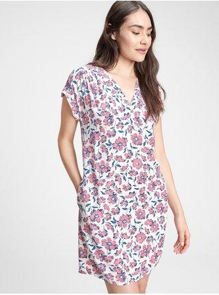 Barevné dámské šaty GAP v-ss vnk dress