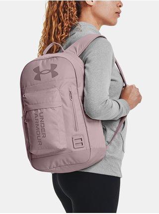 Batoh Under Armour Halftime Backpack - růžová