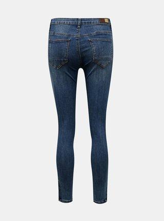 Tmavě modré skinny fit džíny Hailys