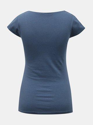 Modré tričko Hailys