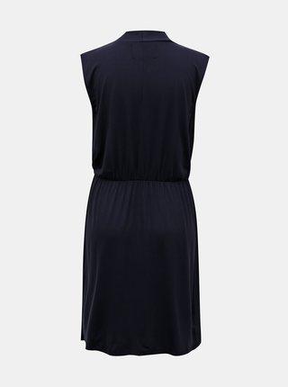Tmavě modré šaty Zabaione