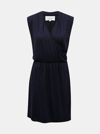 Tmavomodré šaty Zabaione