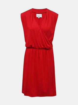 Červené šaty Zabaione