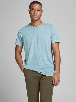 Světle modré tričko Jack & Jones