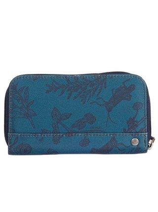 Animal CATCHING WAVES Mediterranea Green dámská značková peněženka - modrá