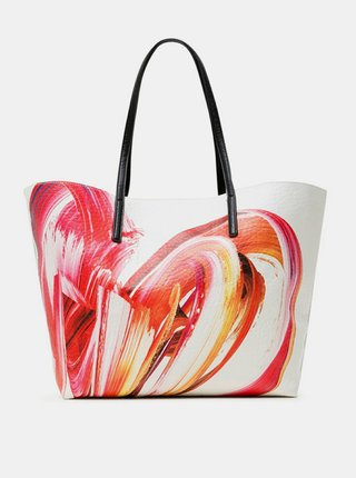 Desigual barevná oboustranná kabelka Bols Unbreakable Sicilia Reversible