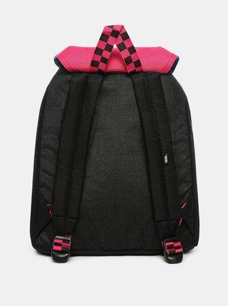Vans GLOW STAX black batoh do školy - barevné