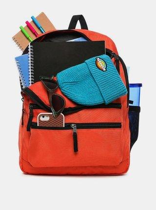Vans SCHOOLIN IT Paprika batoh do školy - červená