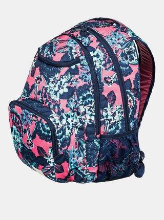 Roxy SHADOW SWELL ROUGE RED MAHNA MAHNA batoh do školy - růžová