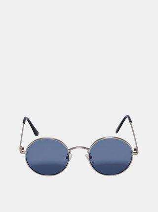 Sluneční brýle ve stříbrné barvě ONLY & SONS