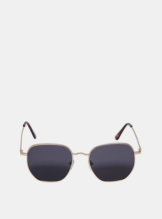 Sluneční brýle ve zlaté barvě ONLY & SONS