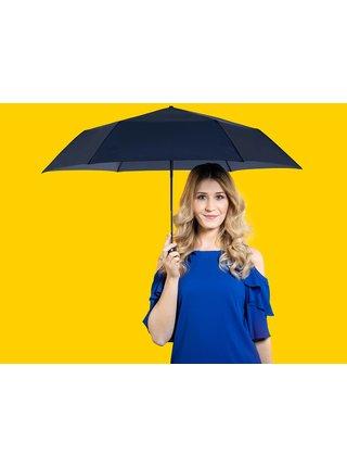 Doppler Zero Magic modrý dámský plně automatický deštník - Modrá