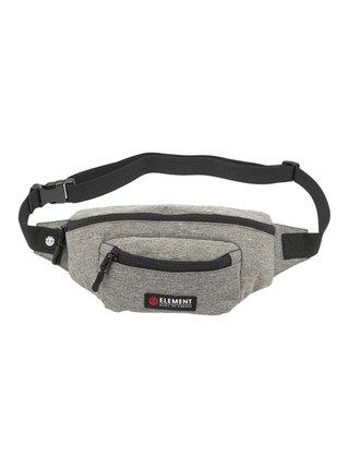Element POSSE grey heather běžecká ledvinka - šedá