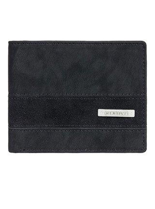 Quiksilver ARCH SUPPLIER BLACK BLACK pánská značková peněženka - černá