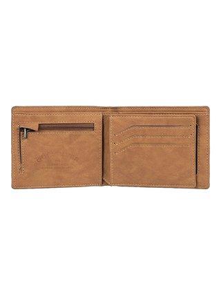 Quiksilver ARCH SUPPLIER chocolate brown pánská značková peněženka - hnědá