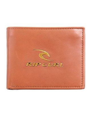 Rip Curl CORPOWATU RFID 2 IN  brown pánská značková peněženka - hnědá