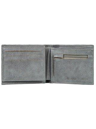 Element DAILY STEEPLE GRAY pánská značková peněženka - šedá