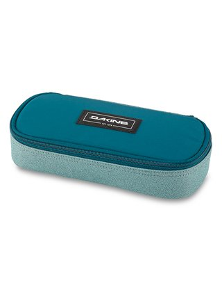 Dakine SCHOOL CASE DIGITAL TEAL penál do školy - modrá