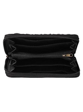 Billabong ARMELLE black dámská značková peněženka - černá