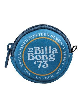 Billabong DUNDEE blue dětská značková peněženka - modrá