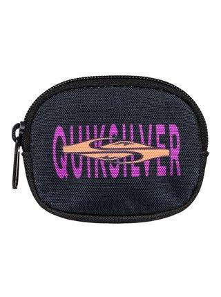 Quiksilver MONEDERO black dětská značková peněženka - černá