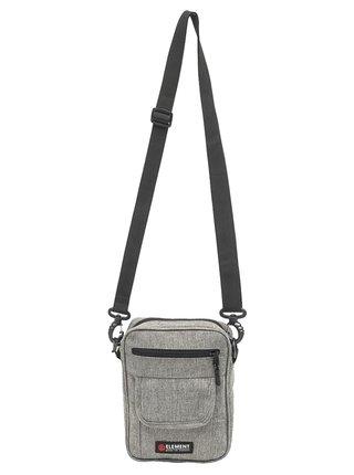 Element ROAD grey heather pánská brašna - šedá