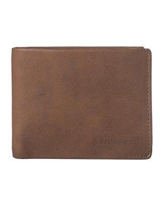 Rip Curl LASER 2 IN 1  brown pánská značková peněženka - hnědá