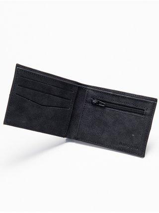 Rip Curl ARCHER RFID PU SLIM black pánská značková peněženka - černá