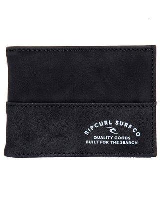 Rip Curl ARCHER RFID PU ALL D black pánská značková peněženka - černá