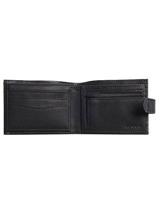 Rip Curl HORIZONS PU CLIP ALL black pánská značková peněženka - černá