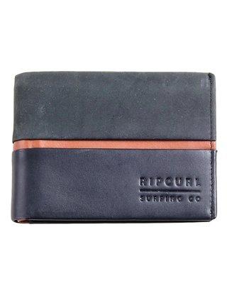 Rip Curl STRINGER RFID ALL DA black pánská značková peněženka - černá