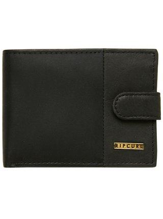 Rip Curl REVERT CLIP RFID ALL black pánská značková peněženka - černá