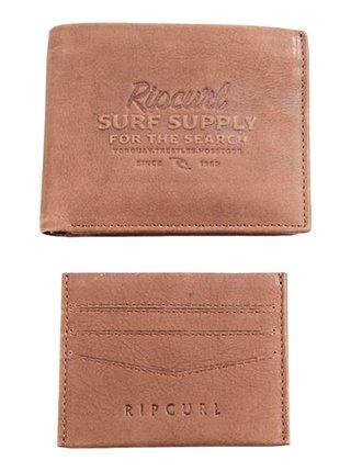 Rip Curl SURF SUPPLY RFID 2 I brown pánská značková peněženka - hnědá