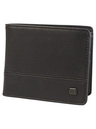 Billabong DIMENSION navy blue pánská značková peněženka - černá