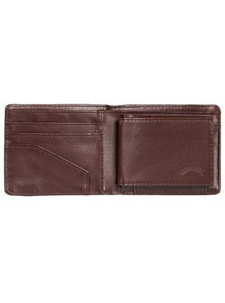 Billabong WALLED ID CHOCOLATE pánská značková peněženka - hnědá